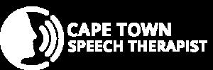 Cape Town Speech Therapy - Cape Town Speech Therapist - White Logo